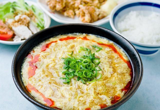 酸辣湯麵(麺セット)