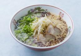 背脂豚骨ラーメン(国分店)