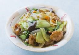 炸鶏飯/とり丼
