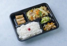 回鍋肉弁当(国分店)