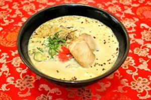豚骨ラーメン(吉野店)