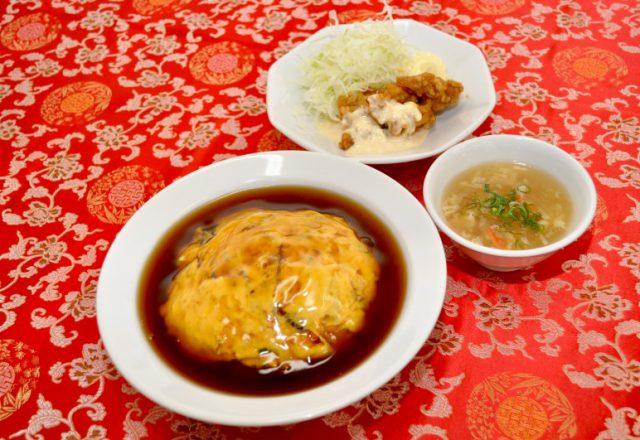 丼セット(田上天神店)