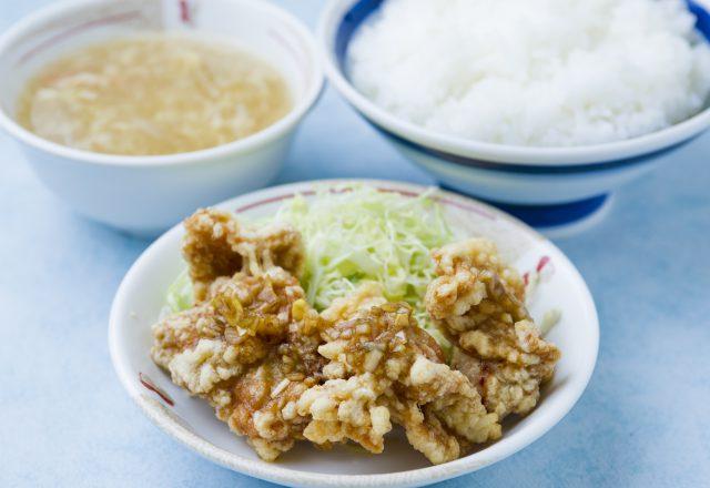 ライスセット(笹貫店)