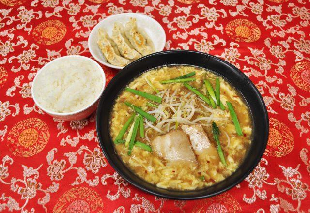 辛麺セット