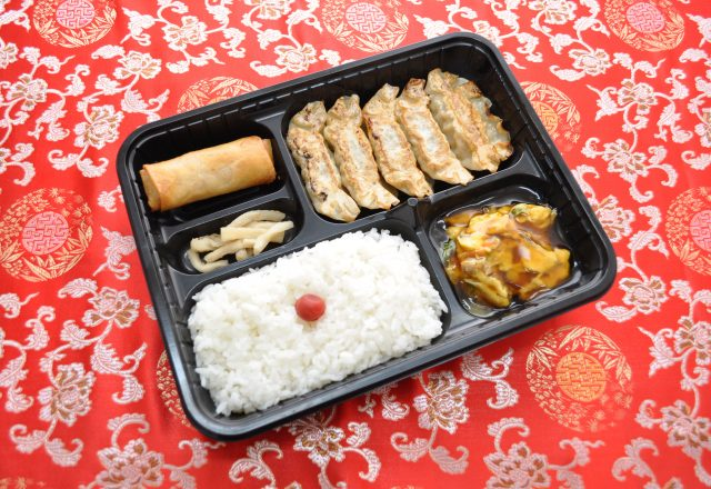 餃子弁当(吉野店)