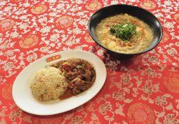 プルコギ焼飯麺セット